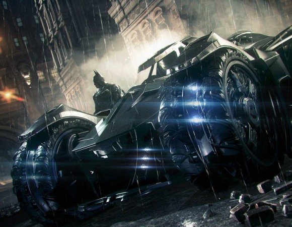 New Trailer For Batman: Arkham Knight Answers Some Questions You Might Have Had #E32015