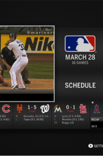 MLB.tv & EPIX Apps Are Coming To The Xbox One