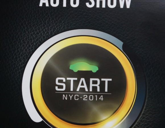 TGSB@The 2014 NY Auto Show: Cadillac Elmiraj Concept (Video)