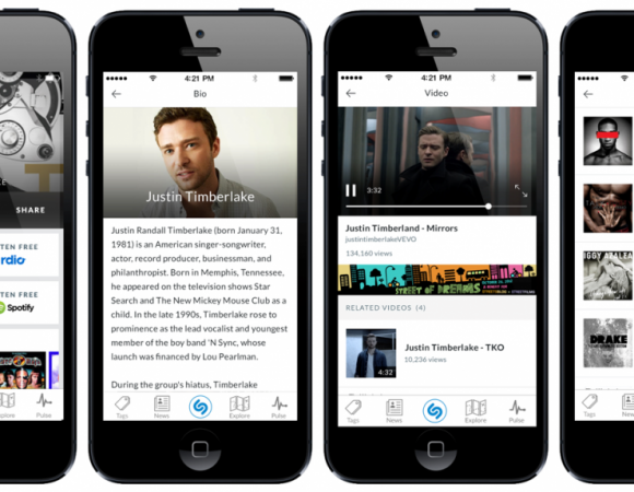 Apple To Partner With Shazam For Native Music ID Abilities Within iOS