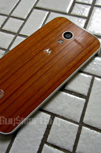 The New Photos Of The Moto X+1 In Black + Wood Backs Leaked