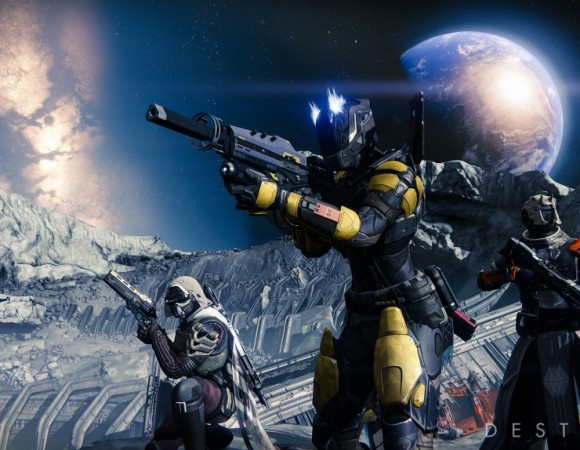 Watch The Latest Trailer For The Destiny: The Taken King DLC (Video)