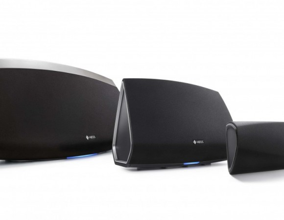Denon Enters The Wireless Hi-Fi Audio Arena w/ The HEOS Speaker System (Video)