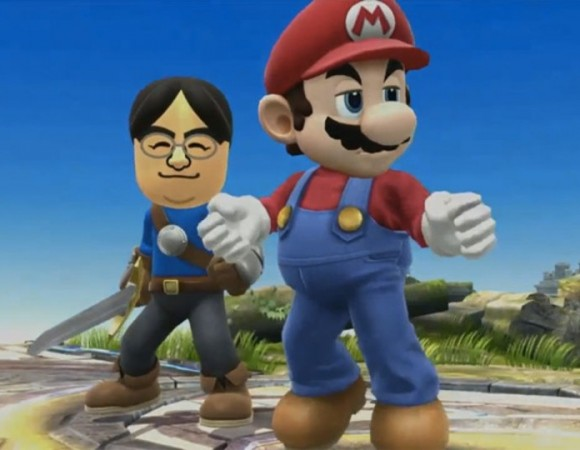 The Next Super Smash Bros Now Offers Mii Support + Coming To The 3DS