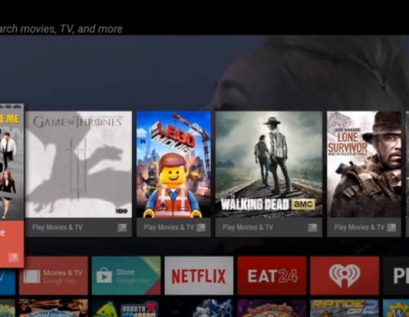 Google Makes Android TV Official