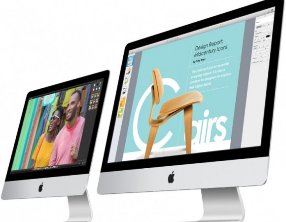 Apple Reveals A New Entry-Level iMac, Starting At $1,099