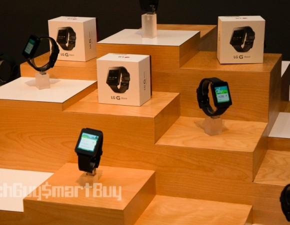 One Week With Android Wear + The LG G Watch (Video)