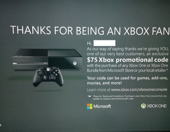 Microsoft To Soon Pay Xbox 360 Owners $75 To Upgrade To the Xbox One