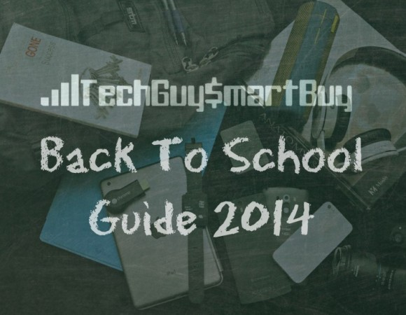 Back to School Guide 2014: Accessories