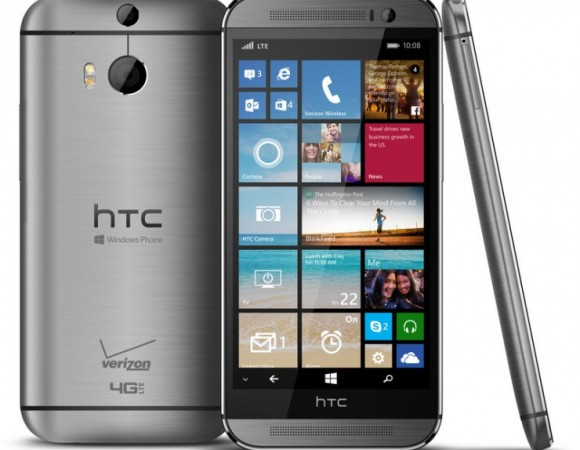 Verizon Makes The HTC One M8 For Windows Official, Out Today For $99 (Video)