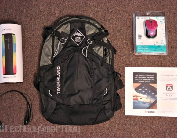 Back To School Giveaway #2: Win A Backpack Full Of Goodies (Ended)