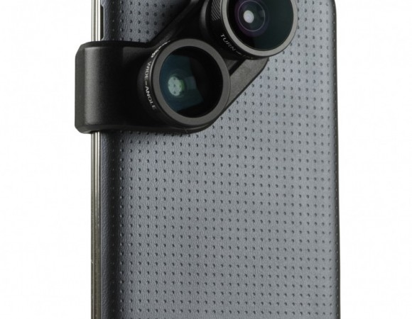 Olloclip 4-In-1 Lenses Comes To The Galaxy S4 + S5 (Video)