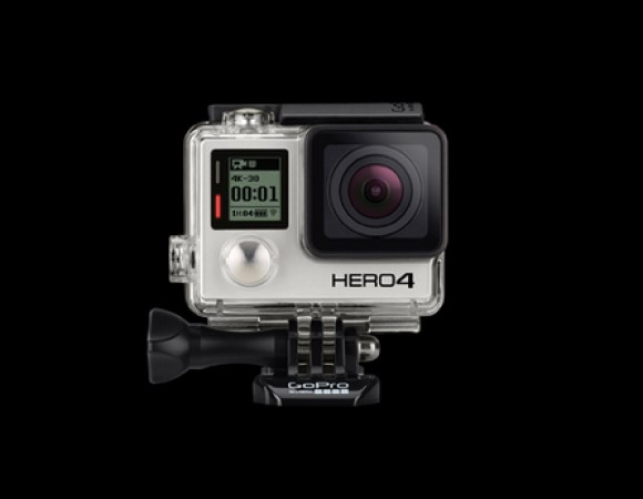 GoPro Makes Their Hero 4 Cameras Official, Also A New Budget Camera Under $150 (Video)