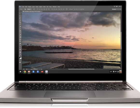 Adobe Is Bringing A Streaming Version Of Photoshop to Chromebooks