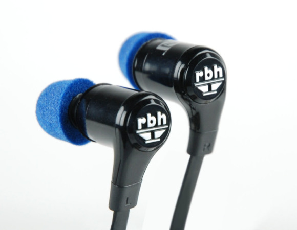 RBH Sound Goes Wireless For Their Latest Earphones: The EP-SB