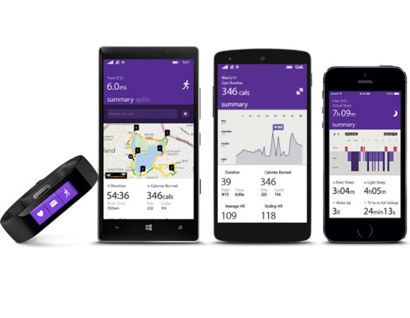 Microsoft Enters The Fitness Market w/ The $200 Microsoft Band (Video)