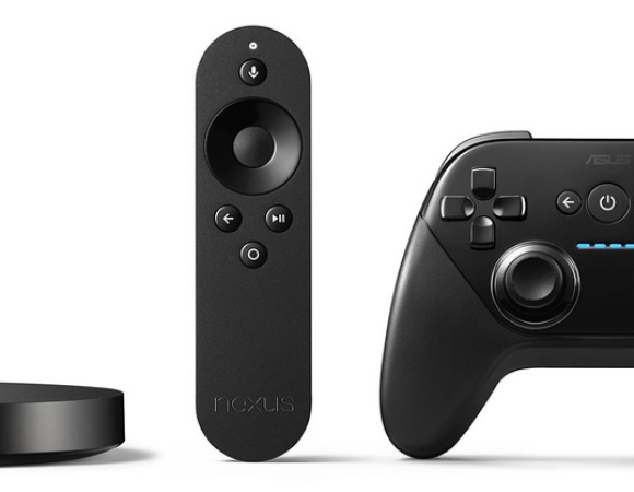 Android TV Arrives In The Form Of The Nexus Player (Video)