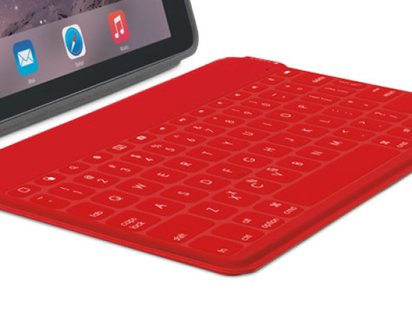 Logitech's New Keys-To-Go iOS Keyboard Is Rugged + Portable