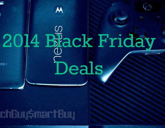 2014 Black Friday Deal Listing