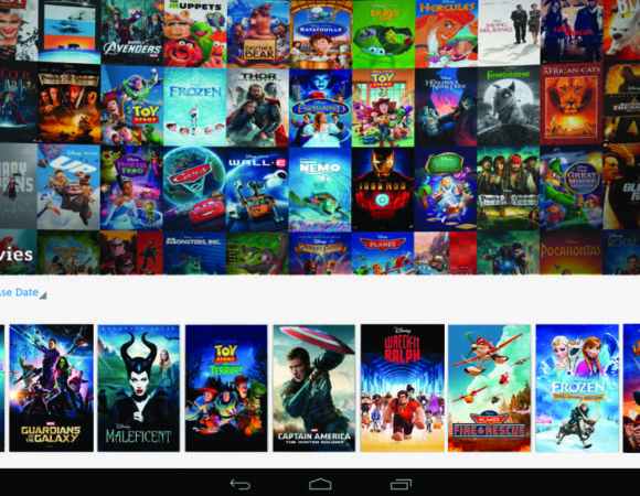 The New Disney Movies Anywhere App Brings You Your Favorite Movies On Android or iOS