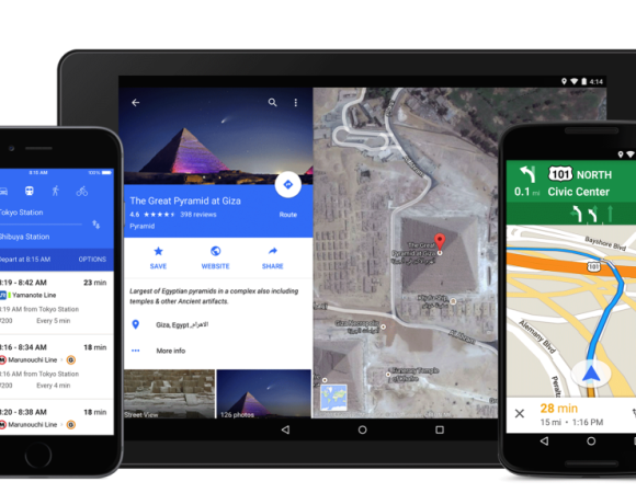 Google Maps Update To Bring Real-Time Commute Info