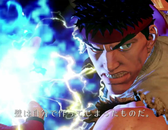 Street Fighter V Can Play Cross-Platform Between PC + PS4 (Video)