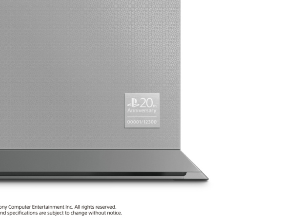 Sony Goes Retro w/ The Gray, 20th Anniversary Edition PS4 (Video)