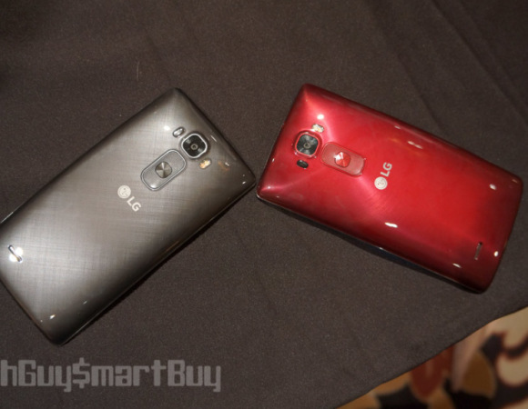 First Look: LG G Flex 2 (Video) #CES2015