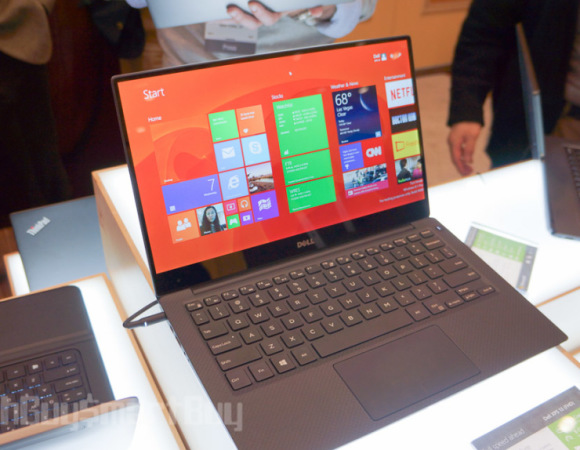You're Gonna Want To Closely At The New Dell XPS 13 Ultrabook #CES2015