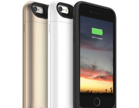 Mophie Unveils New Juice Packs For The iPhone 6 + 6 Plus #CES2015