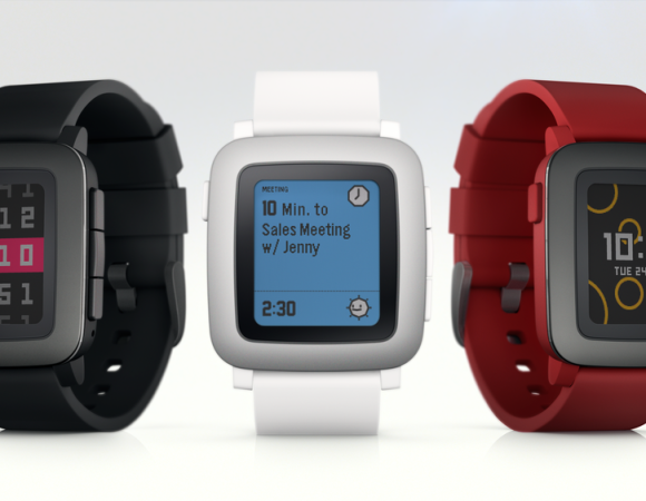 Meet The Pebble Time: A New Color E-Paper Display, 7-Day Battery Life, & New UI (Video)