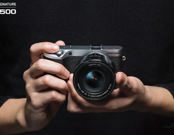 Samsung Puts The Power Of The NX1 Into A Smaller Body w/ The NX500