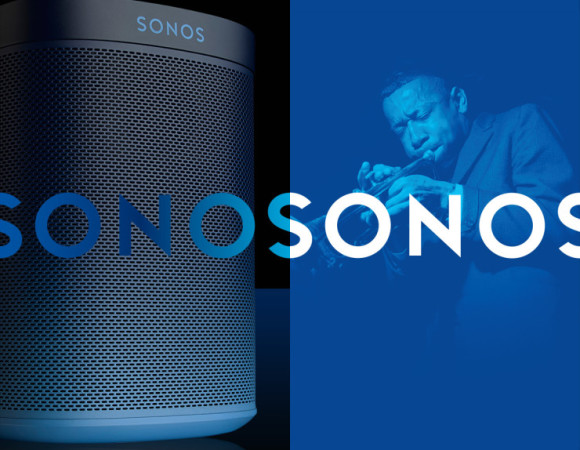 Sonos Gets The Blues w/ The New Limited Edition Blue Note Play: 1 Speaker