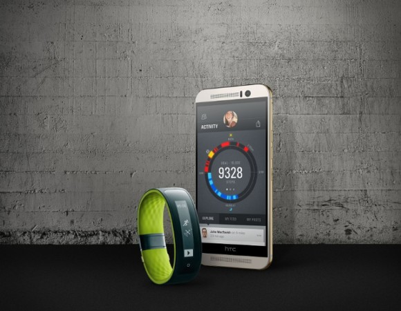 HTC Teams Up w/ Under Armour To Bring You The Re Grip Fitness Band (Video)