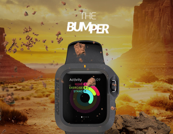 The ActionProof Bumper: The Only Apple Watch Protection You Need To Buy (Video)