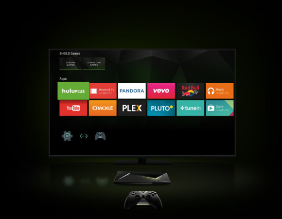 Meet The NVIDIA Shield: The 1st 4K Android TV Console, Coming In May For $200 (Video)