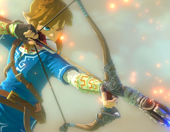 New Trailer For The Legend Of Zelda: Breath Of The Wild #E32016
