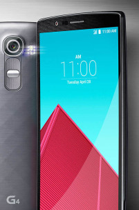 LG Makes The G4 Official, Armed w/ New Shooters & Leather To Compete With
