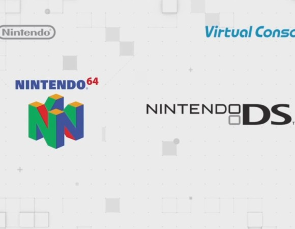 Nintendo DS & N64 Games Are Coming To The Wii U's Virtual Console