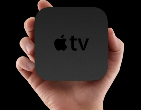 Report: The New Remote For The Apple TV Will Have A Touchpad On-Board