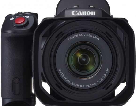 Canon Announces Their New 4K Camcorder w/ The XC10 (Video)