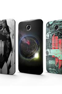Google Unveils Their New Smart Cases Called Editions w/ A Skrillex Version (Video)