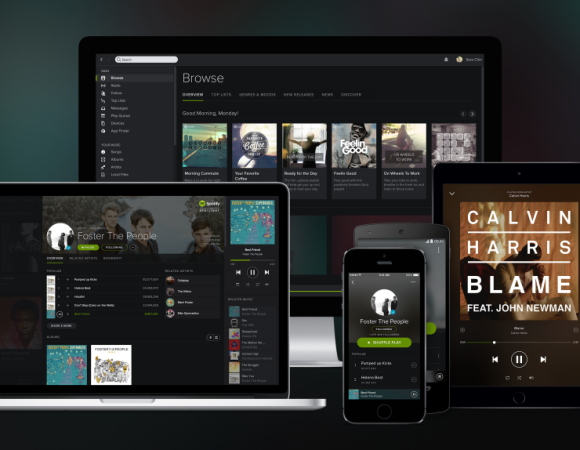 Spotify Adds Video & Podcasts To Their Services (Video)