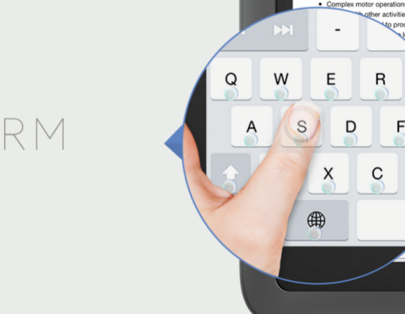 Phorm Looks To Morph your TouchScreen