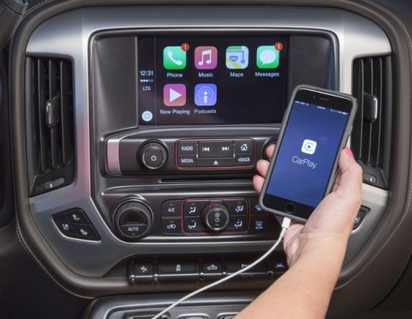 2016 GM Vehicles Will Support To Android Auto & CarPlay