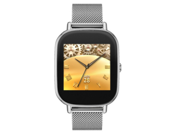 ASUS Unveils The ZenWatch 2: Offers 2 Sizes & A Combo Of Colors + Materials (Video)