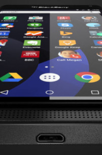 Look For More Android-Powered Devices From BlackBerry #CES2016