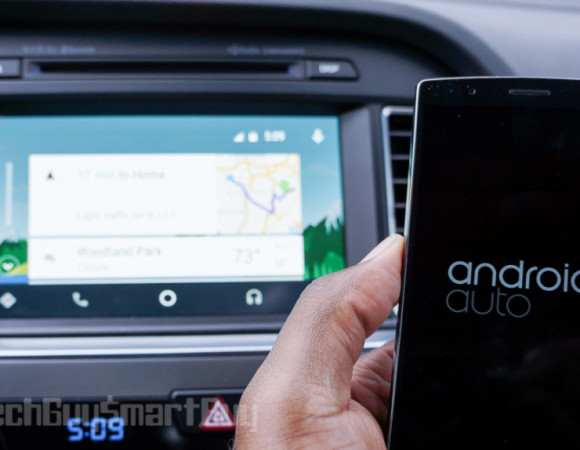 The Android Auto App Can Now Be Downloaded To Your Phone