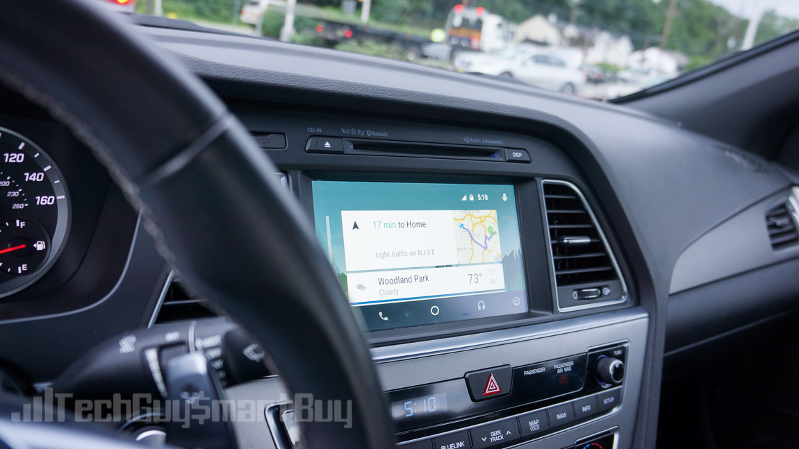 Android Auto Review