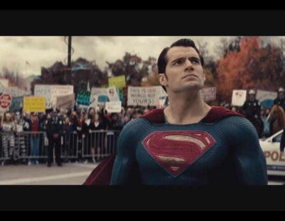 New Batman v Superman Trailer Shows Kryptonite, Robin's Suit & More (Video)
